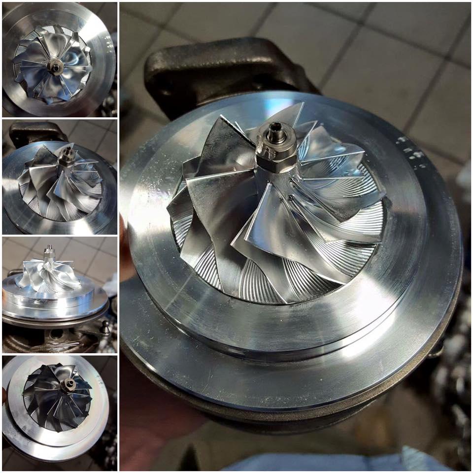 3000 tdi borg warner kkk turbo upgrade